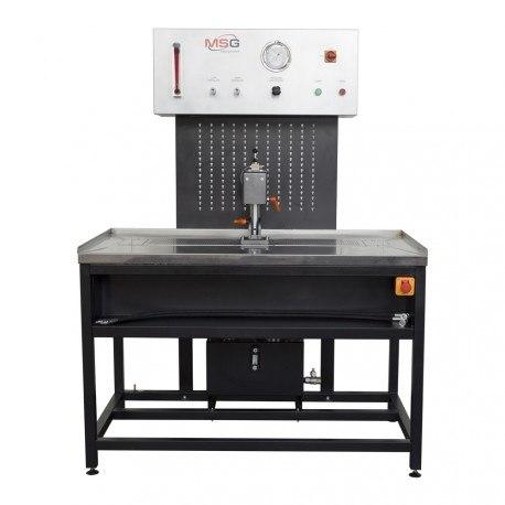 MS502M – Test bench for power steering racks - 1