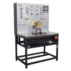 MS604 – Test Bench for hydraulic power steering pumps