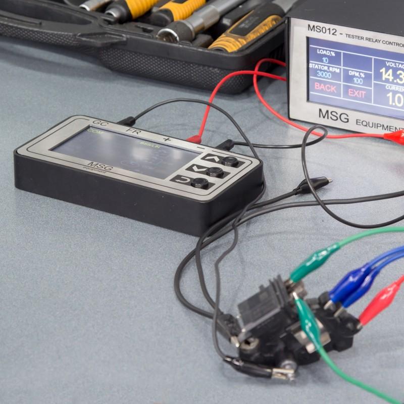 Voltage Regulator Tester : Msg ms com adapter for testing voltage regulators