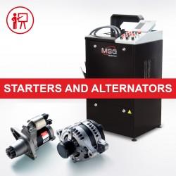 Starters and alternators