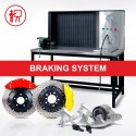 Training course on braking system