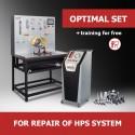 "Turnkey business ""Optimal set"" for repair of HPS system"