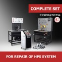 """Turnkey business """"Complete set"""" for repair of HPS system"""