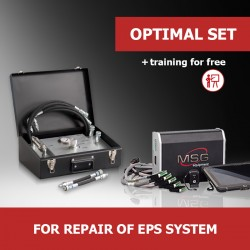 "Turnkey business ""Optimal set"" for repair of EPS system"