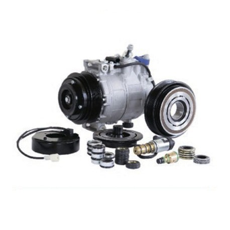 AC compressors and parts