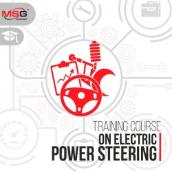 Training course on electric power steering