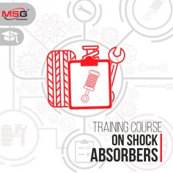 Training course on shock absorbers