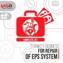 "Turnkey business ""Complete set"" for repair of EPS system"