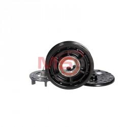 KP-0022 - AC compressor pulley DENSO 6SEU14C - 5SE12C Toyota Corolla
