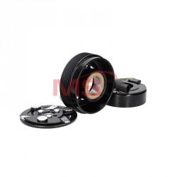 KP-0192 - AC compressor pulley SANDEN SD7V16 Skoda