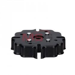 PT-1044 - Compressor pulley pressure plate DENSO 6SEU12C/7SEU16C
