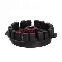 PT-1102 - Compressor pulley pressure plate DENSO 7SEU17C/6SEU14C