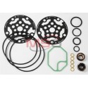 RK0005 - Compressor repair kit DENSO 10P17C BMW 3 (E30) 82-91,3 (E36) 90-98,3 Compact (E36) 94-00,3 Touring