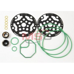 RK0020 - Compressor repair kit DENSO 10PA17C BMW 3 (E30) 82-91,3 (E36) 90-98,3 Compact (E36) 94-00,3 Tourin