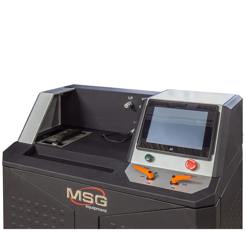 MSG MS111 - Test bench for testing AC compressors for sale