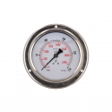 MS0124 – Flanged pressure gauge for MS604, MS300 Test benches