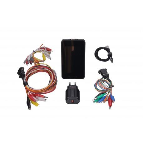 MS016 – Tester for voltage regulators of alternators