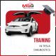 Training in Tesla diagnostics-1