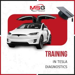 Training in Tesla diagnostics