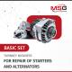 "Turnkey business ""Basic set"" for repair of starters and alternators-1"