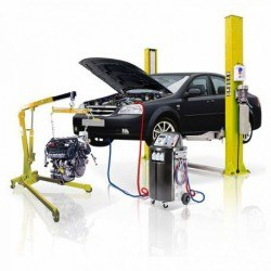 Business package 'Optimal' for repair of power steering racks and power steering pumps