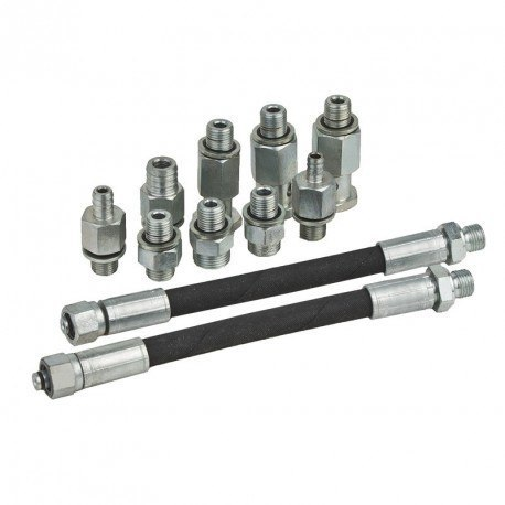 MSG MS00555 – Set of fittings for testing power steering pumps on a test bench