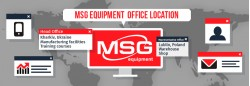 MSG Equipment on European market