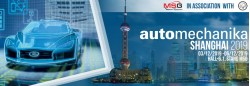 We are participating in Automechanika Shanghai 2019 Exhibition